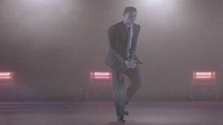 Cristiano Ronaldo bailó al estilo de Michael Jackson para promocionar su línea de zapatos