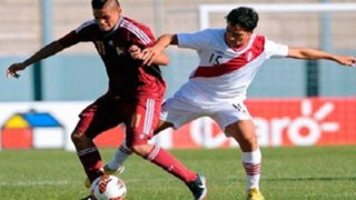 Perú debuta hoy en el Sudamericano Sub 17 ante Venezuela