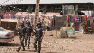 Ataque terrorista contra base de la ONU deja tres muertos en Mali