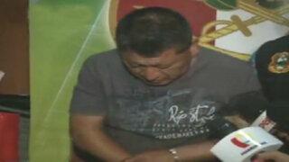 Autoridades capturan a falso cambista que estafaba a turistas en el Cercado de Lima
