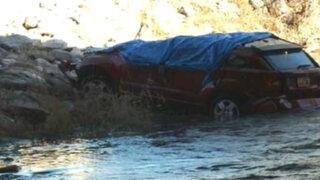 EEUU: bebé sobrevive 13 horas al interior de auto que cayó a río