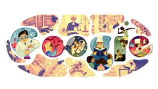 Así celebra Google el Día Internacional de la Mujer
