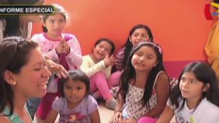 Pedagogía de la ternura: institución trabaja para combatir la violencia contra niños