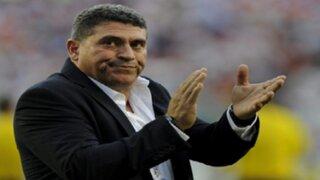 Luis Fernando Suárez es el nuevo técnico de Universitario de Deportes