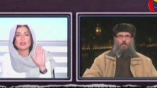 Líbano: periodista se enfrentó a clérigo islamista en plena transmisión en vivo