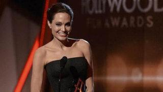 Angelina Jolie aparecerá en topless en nueva película 'Frente al Mar'
