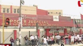 Niñera adolescente que mató a golpes a bebé acudió al Poder Judicial