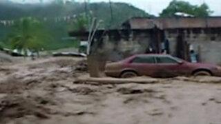 Chanchamayo: declaran emergencia por caída de huayco
