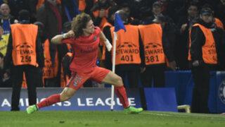 PSG eliminó al Chelsea de visita y ya está en los cuartos de la Champions