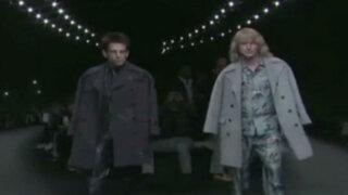 Espectáculo internacional: Ben Stiller y Owen Wilson desfilan a lo 'Zoolander'