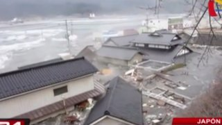 Conmemoran cuatro años de terremoto que dejó 18 mil muertos en Japón