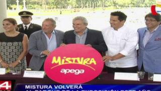 Evalúan no realizar 'Mistura' en Parque de la Exposición por obras de bypass