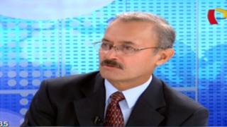 """Otto Guibovich: """"CIDH tiene jueces que son 'parientes ideológicos' de terroristas"""""""