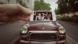 FOTOS : 12 escenas del cine y la televisión recreadas con un iPhone