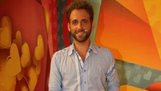 Reapareció 'Peluchín': Rodrigo González volvió a conducir su programa de TV