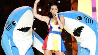 Katy Perry dará su primer concierto en Lima el 22 de setiembre