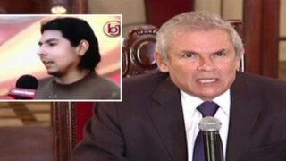 Castañeda denuncia a artista del Movadef contratado por gestión de Susana Villarán
