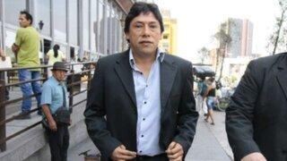 Pleno del Congreso recomienda a la Fiscalía investigar a Alexis Humala