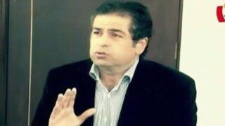 Martín Belaunde presentó denuncia ante la Corte Interamericana de Derechos Humanos