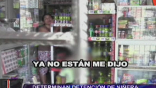 Determinan detención de niñera que mató a bebé de 2 años