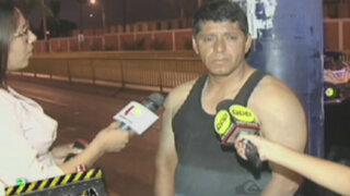Suboficial del Ejército en estado de ebriedad provocó aparatoso choque en Chorrillos