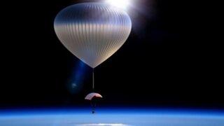 ¿Viajar en globo aerostático al espacio?, empresa española hará posible esta hazaña