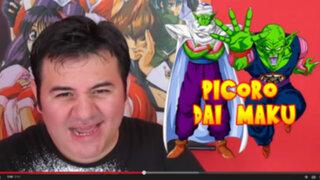 YouTube: conoce al mejor imitador de las voces de Dragon Ball Z