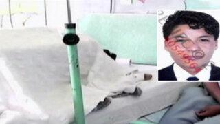 Oxapampa: hombre habría quemado con agua hirviendo a su hijo de tres años