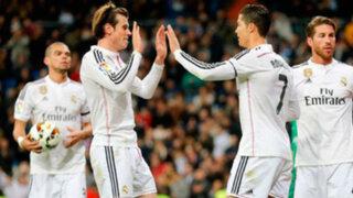 Real Madrid venció 2-0 a Levante y ya piensa en el clásico ante el Barcelona
