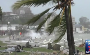 Vanuatu: al menos ocho personas fallecieron tras el paso de ciclón 'Pam'