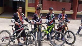 Cusco: cuatro ciclistas imperiales representarán a Perú en Panamericanos
