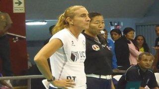 Bloque Deportivo: Natalia Málaga lanzó insulto racista contra voleibolista Angélica Aquino