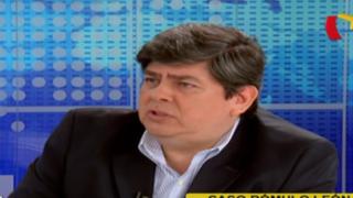 """Torres Caro: """"León Romero no tuvo relación con Matto, disparo fue en forcejeo con su padre"""""""