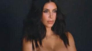 FOTOS: Kanye West comparte desnudos de Kim Kardashian en Twitter