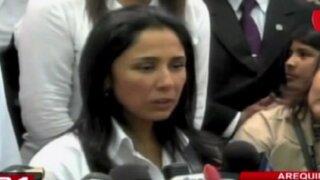 Nadine Heredia asegura que este gobierno ha superado con creces a los dos anteriores
