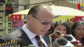 Rómulo León Romero pidió 'perdón' por disparar a mujer