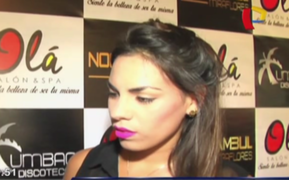 Aida Martínez se refirió sobre escándalos de Anelhi Arias Barahona