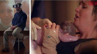 Australia: padre presencia nacimiento de hijo a kilómetros de distancia