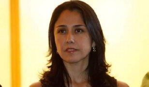 Oposición pide explicación a Nadine Heredia por presuntas cuentas bancarias en Suiza