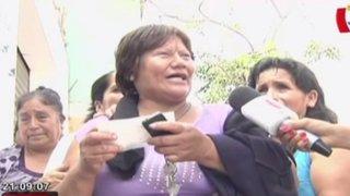 Madre de niño especial que murió ahogado en colegio pide sanción ejemplar