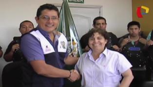 Susel Paredes asumió la Gerencia de Fiscalización de Los Olivos