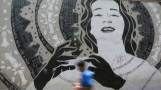 Municipalidad anuncia que no borrará murales de Chabuca Granda en el Centro de Lima