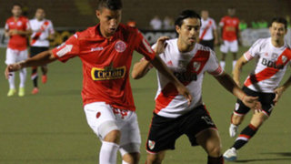 Bloque Deportivo: Juan Aurich le empató 1-1 a River Plate por Copa Libertadores