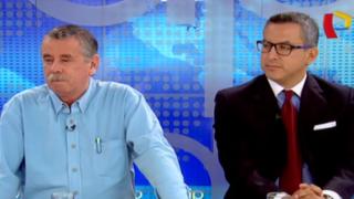 """Pedro Tenorio sobre supuesto rastreo de DINI: """"El responsable sería Ollanta Humala"""""""