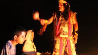 Ayahuasca: el espíritu del chamán