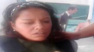 Detienen a mujer que dirigió asalto a tienda de celulares y computadoras
