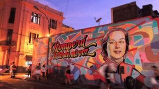Ministerio de Cultura reivindica arte mural tras polémicas declaraciones de ministra