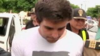 Hijo de exministro Silva Martinot sigue detenido en comisaría de Asia