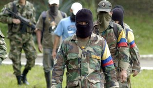 Guerrilleros podrían ingresar al país tras acuerdo entre las FARC y Gobierno de Colombia