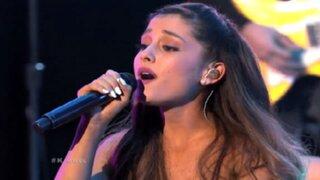 Ariana Grande sorprende con increíble imitación de Celine Dion